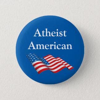 Bóton Redondo 5.08cm Botão americano ateu