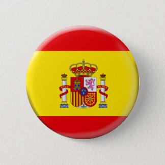 Bóton Redondo 5.08cm Botão da espanha