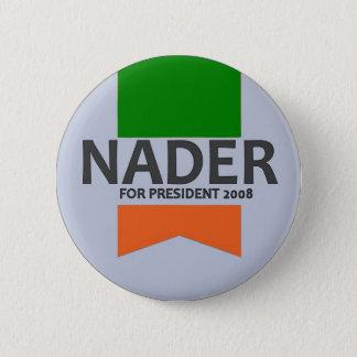 Bóton Redondo 5.08cm Botão da fita de Nader