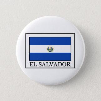 Bóton Redondo 5.08cm Botão de El Salvador