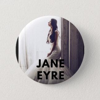 Bóton Redondo 5.08cm Botão de Jane Eire (edição clássica)