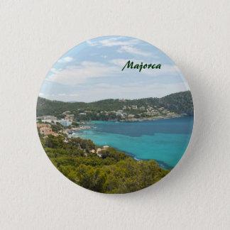 Bóton Redondo 5.08cm Botão de Majorca