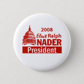 Bóton Redondo 5.08cm Botão de NADER 2008