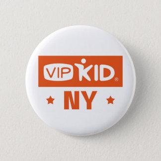 Bóton Redondo 5.08cm Botão de New York VIPKID