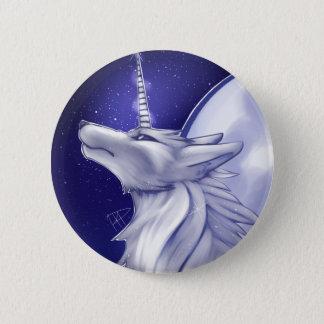 Bóton Redondo 5.08cm Botão de Uniwolf