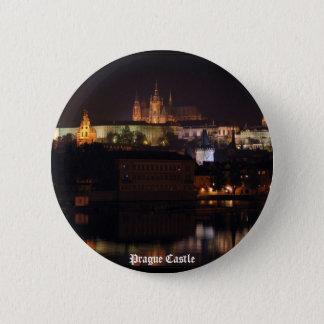 Bóton Redondo 5.08cm Botão do castelo de Praga da noite