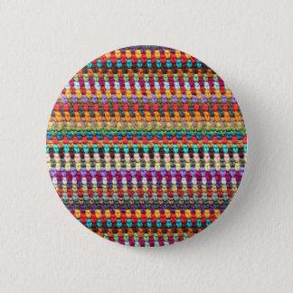 Bóton Redondo 5.08cm Botão do Crochet - botão dos amantes do Crochet