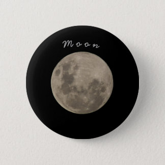 Bóton Redondo 5.08cm Bótom Lua