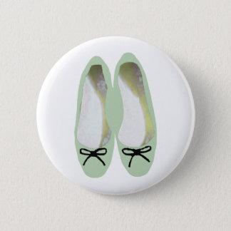 Bóton Redondo 5.08cm Calçados verdes