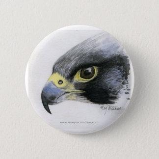 """Bóton Redondo 5.08cm De """"botão do falcão peregrino"""""""