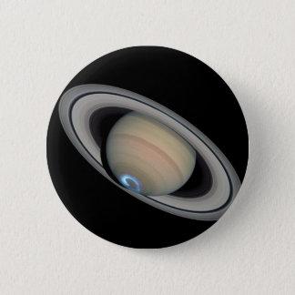 Bóton Redondo 5.08cm ~ de SATURN v.3 (sistema solar)