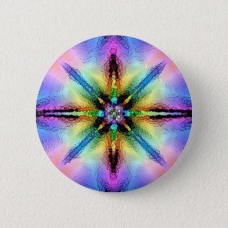Bóton Redondo 5.08cm Design do pop do despeito de AOM (colorido)