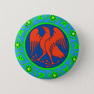 Bóton Redondo 5.08cm Eagle, italiano