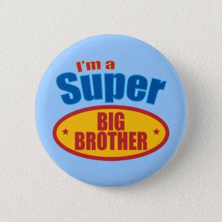 Bóton Redondo 5.08cm Eu sou um big brother super