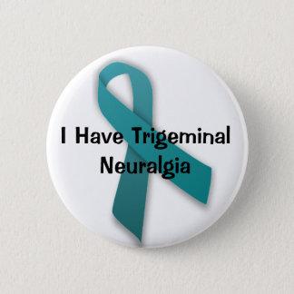 Bóton Redondo 5.08cm Eu tenho o Neuralgia de Trigeminal