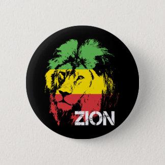 Bóton Redondo 5.08cm Leão Zion