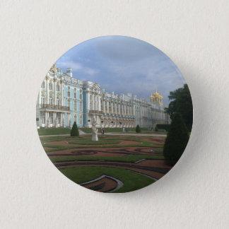 Bóton Redondo 5.08cm Palácio St Petersburg do inverno, Rússia