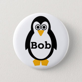 Bóton Redondo 5.08cm Partido do pinguim Customisable