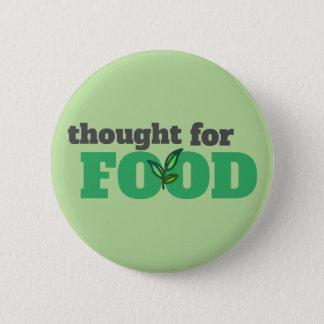 Bóton Redondo 5.08cm Pensado para o botão da comida