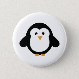 Bóton Redondo 5.08cm Pinguim