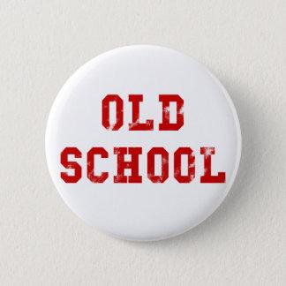 Bóton Redondo 5.08cm Presentes traseiros de Oldskool do botão do Pin da