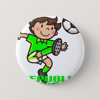 Bóton Redondo 5.08cm R. de Ireland - euro- 2012
