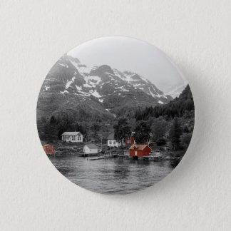 Bóton Redondo 5.08cm Raftsund - Norway