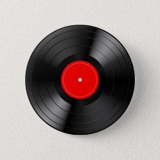 Bóton Redondo 5.08cm Record_LP