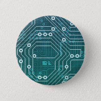 Bóton Redondo 5.08cm Rede de dados do conselho de circuito