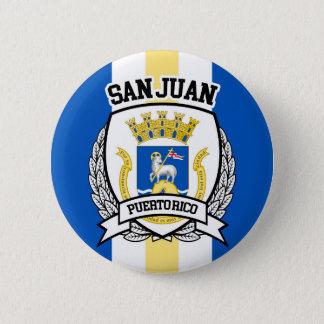 Bóton Redondo 5.08cm San Juan