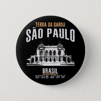 Bóton Redondo 5.08cm São Paulo