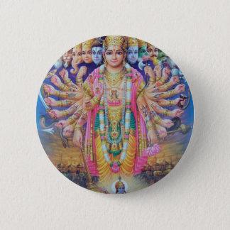 Bóton Redondo 5.08cm Vishnu