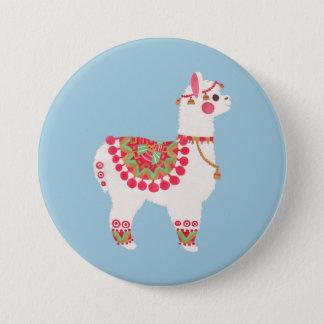 Bóton Redondo 7.62cm A alpaca