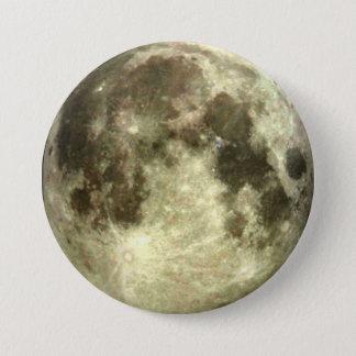 Bóton Redondo 7.62cm Lua cheia