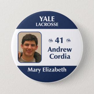 Bóton Redondo 7.62cm Mary Elizabeth - Cordia de Andrew