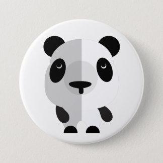 Bóton Redondo 7.62cm panda ps059 bonito