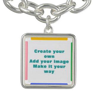 Bracelete Adicione sua foto