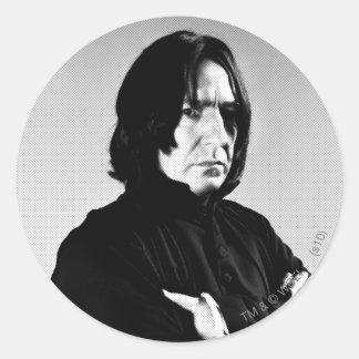 Braços de Severus Snape cruzados Adesivo