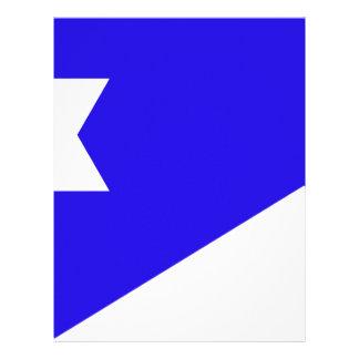 Branch_Davidian_flag Papel Timbrado