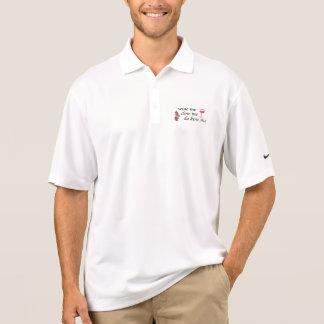 branco do pólo t-shirt polo