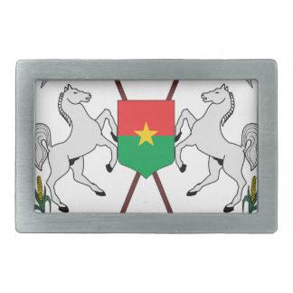 Brasão Burkina Faso - Armoiries Burkina Faso