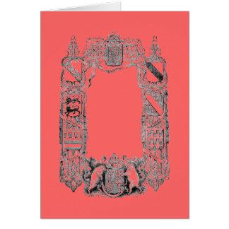 Brasão Cartão