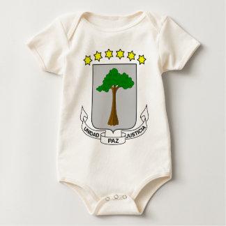 Brasão da Guiné Equatorial Babadores