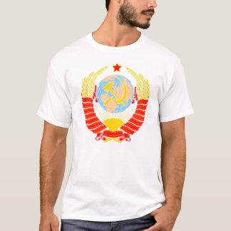 Brasão da União Soviética T-shirts