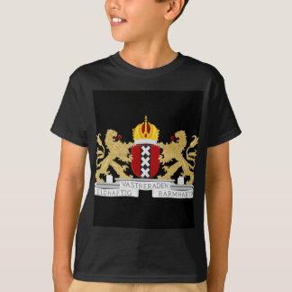 Brasão de Amsterdão Camiseta