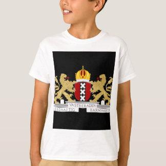 Brasão de Amsterdão T-shirts