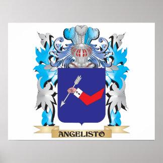 Brasão de Angelisto Posters