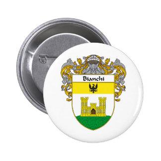 Brasão de Bianchi (envolvida) Bóton Redondo 5.08cm