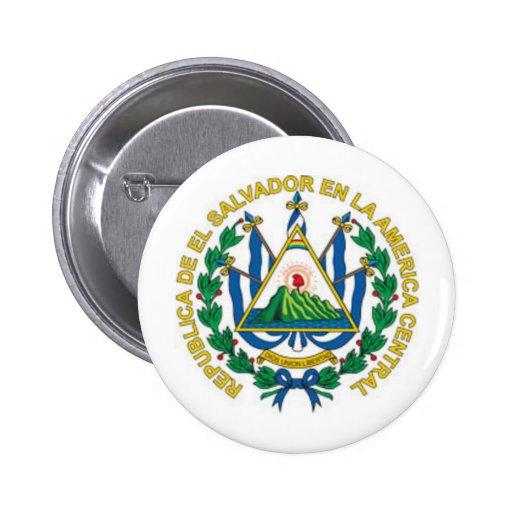 Brasão de El Salvador Botons