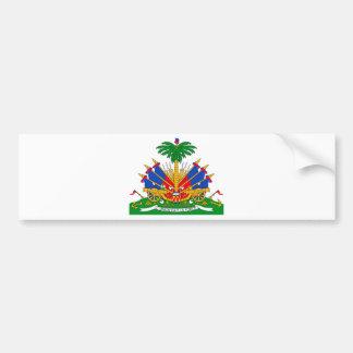 Brasão de Haiti Adesivo Para Carro